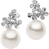 ear-rings woman jewellery Comete Perle ORP 609