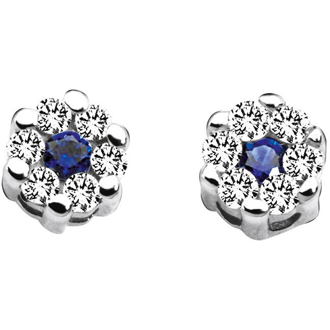 ear-rings woman jewellery Comete Pietre preziose colorate ORB 522