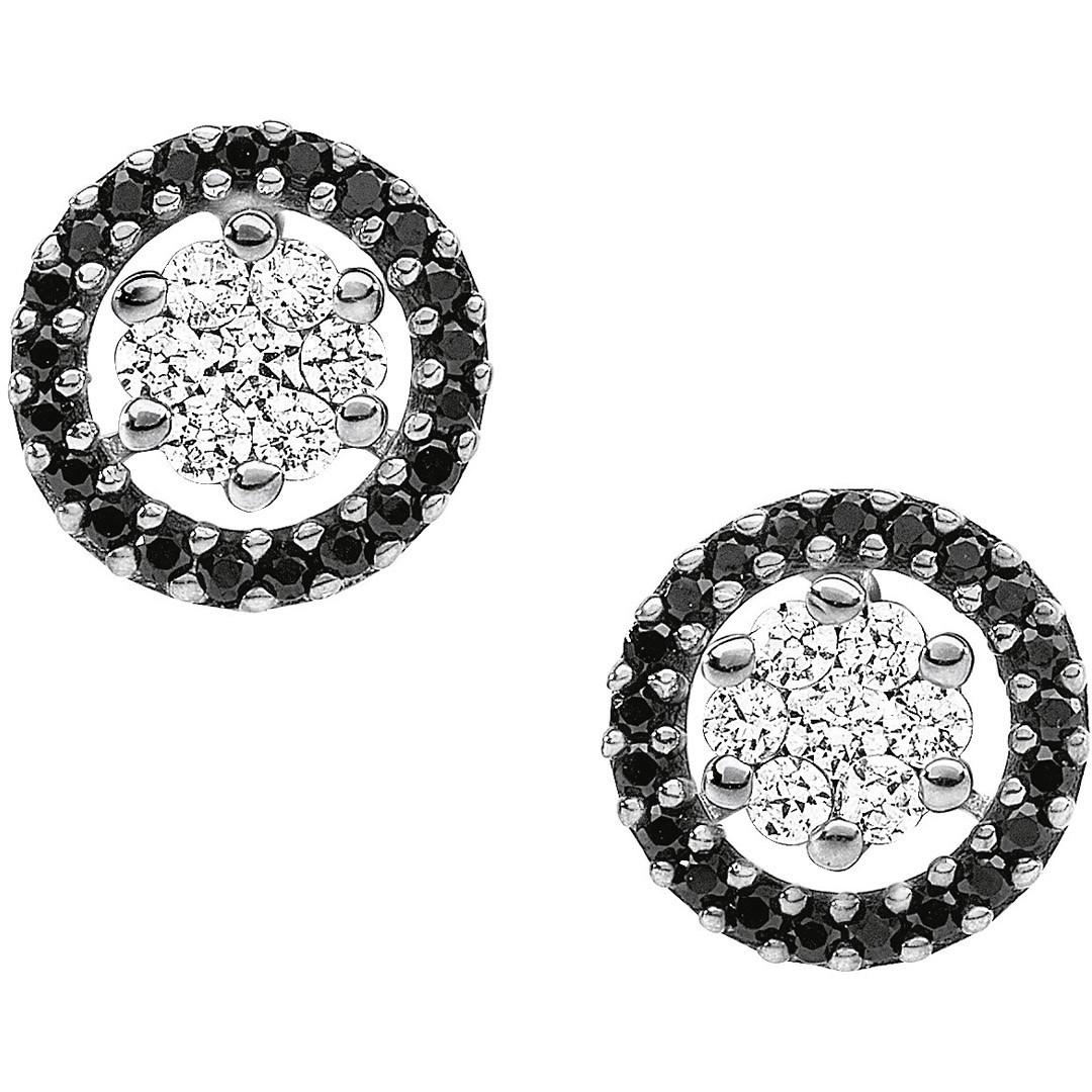 ear-rings woman jewellery Comete Pietre preziose colorate ORB 588