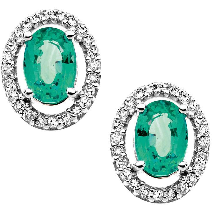ear-rings woman jewellery Comete Pietre preziose colorate ORB 619
