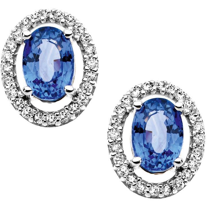 ear-rings woman jewellery Comete Pietre preziose colorate ORB 620