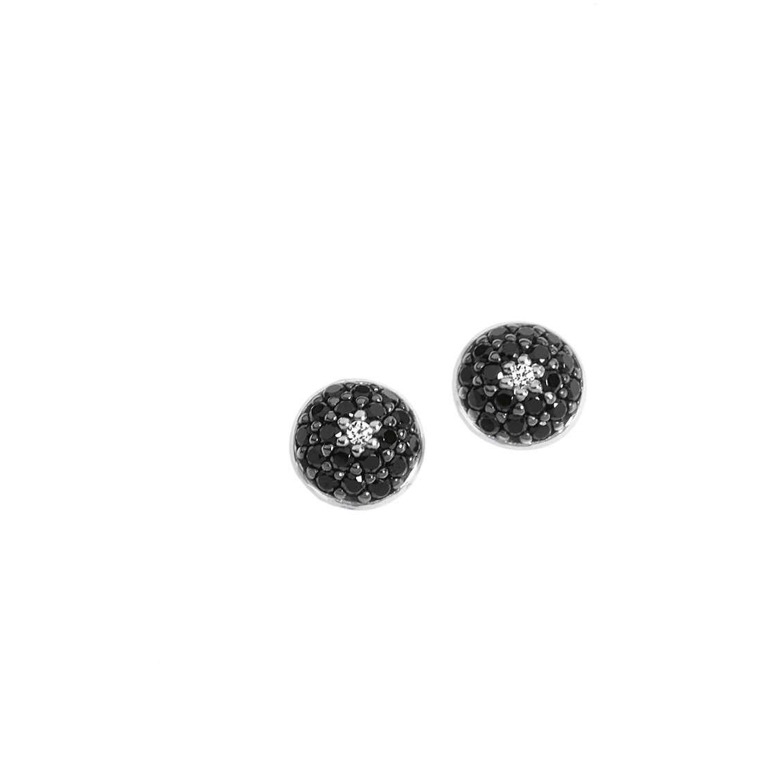 ear-rings woman jewellery Comete Pietre preziose colorate ORB 659