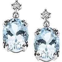 ear-rings woman jewellery Comete Pietre preziose colorate ORB 662