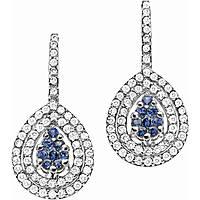 ear-rings woman jewellery Comete Pietre preziose colorate ORB 676