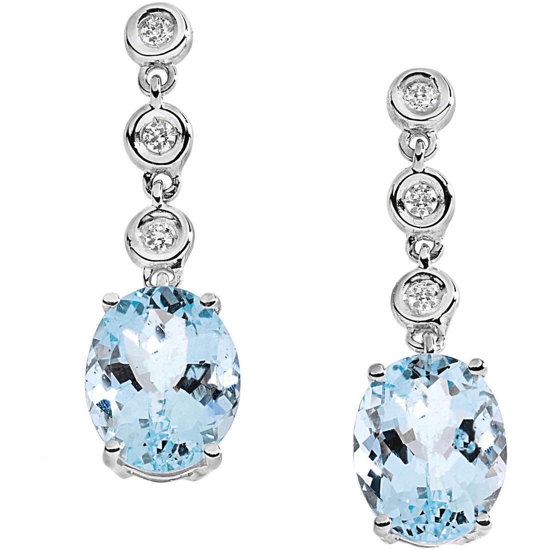 ear-rings woman jewellery Comete Pietre preziose colorate ORQ 200