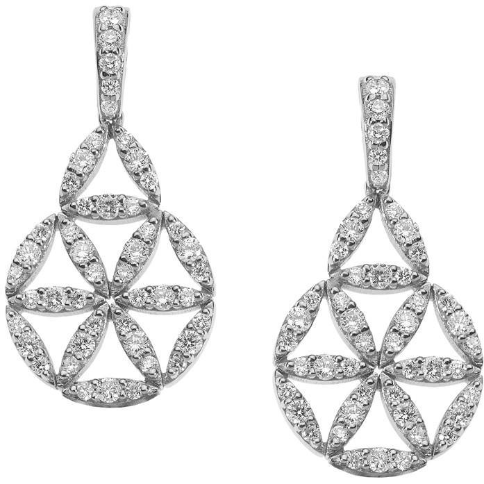 ear-rings woman jewellery Comete Vita ORB 790