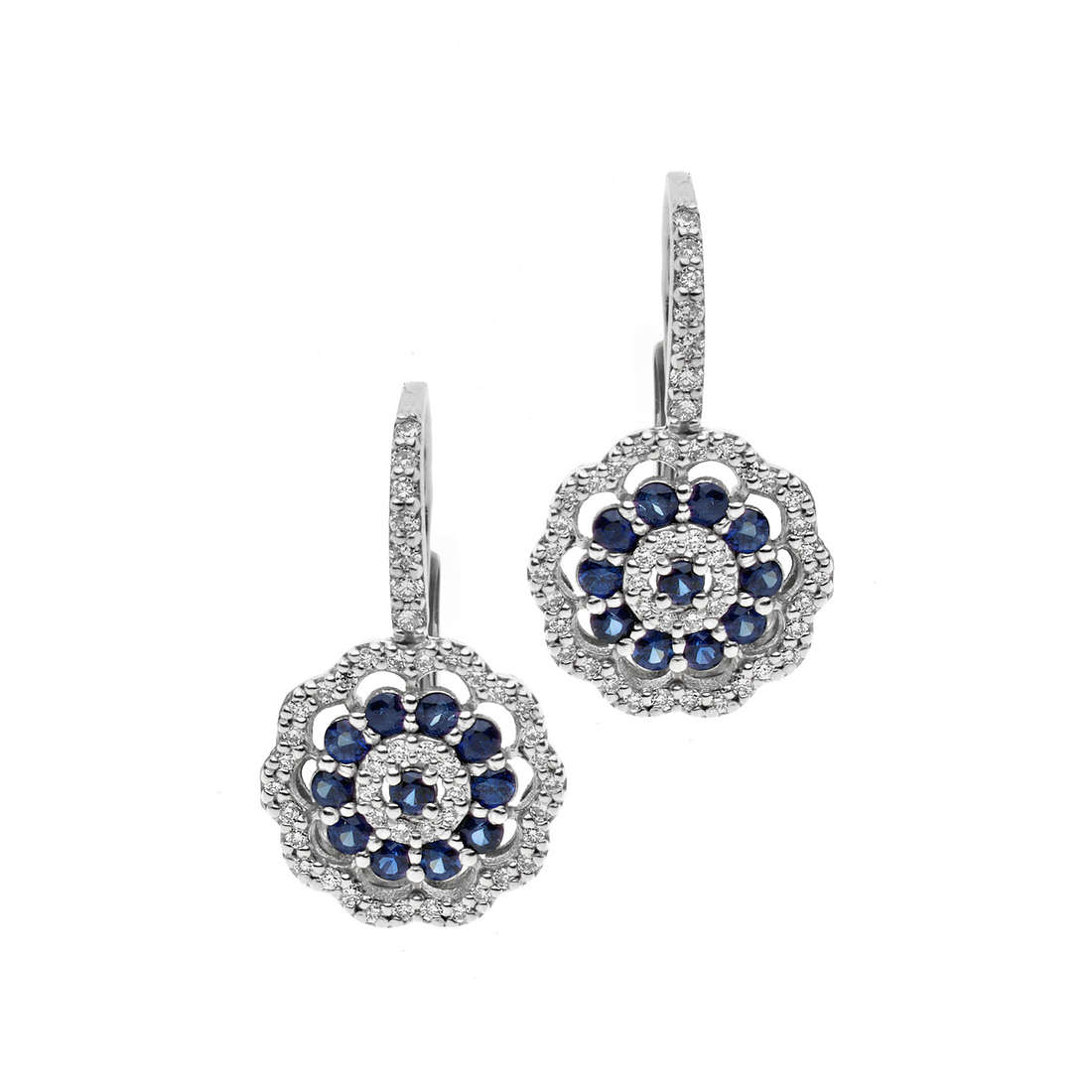 ear-rings woman jewellery Comete Vittoria ORB 728