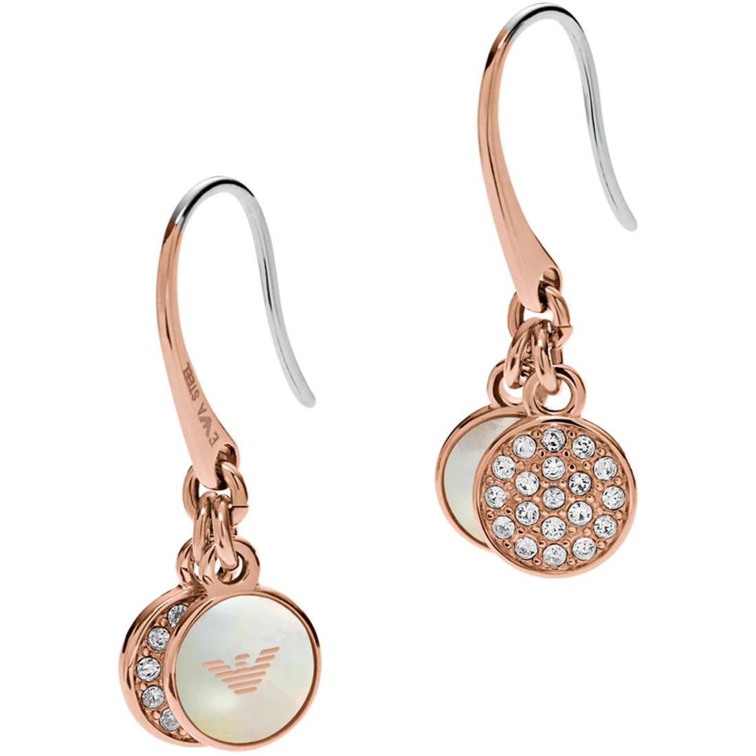 ear-rings woman jewellery Emporio Armani Spring EGS2152221