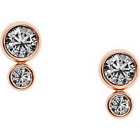 ear-rings woman jewellery Fossil Classics JF02525791
