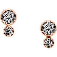 ear-rings woman jewellery Fossil Classics JF02525791