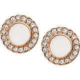 ear-rings woman jewellery Fossil Classics JF02659791