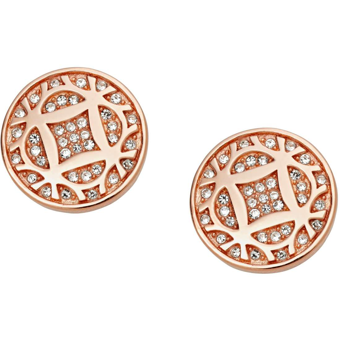 ear-rings woman jewellery Fossil Fall 14 JF01434791