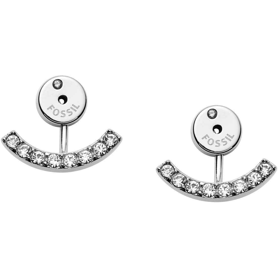 ear-rings woman jewellery Fossil Fashion JF02389040