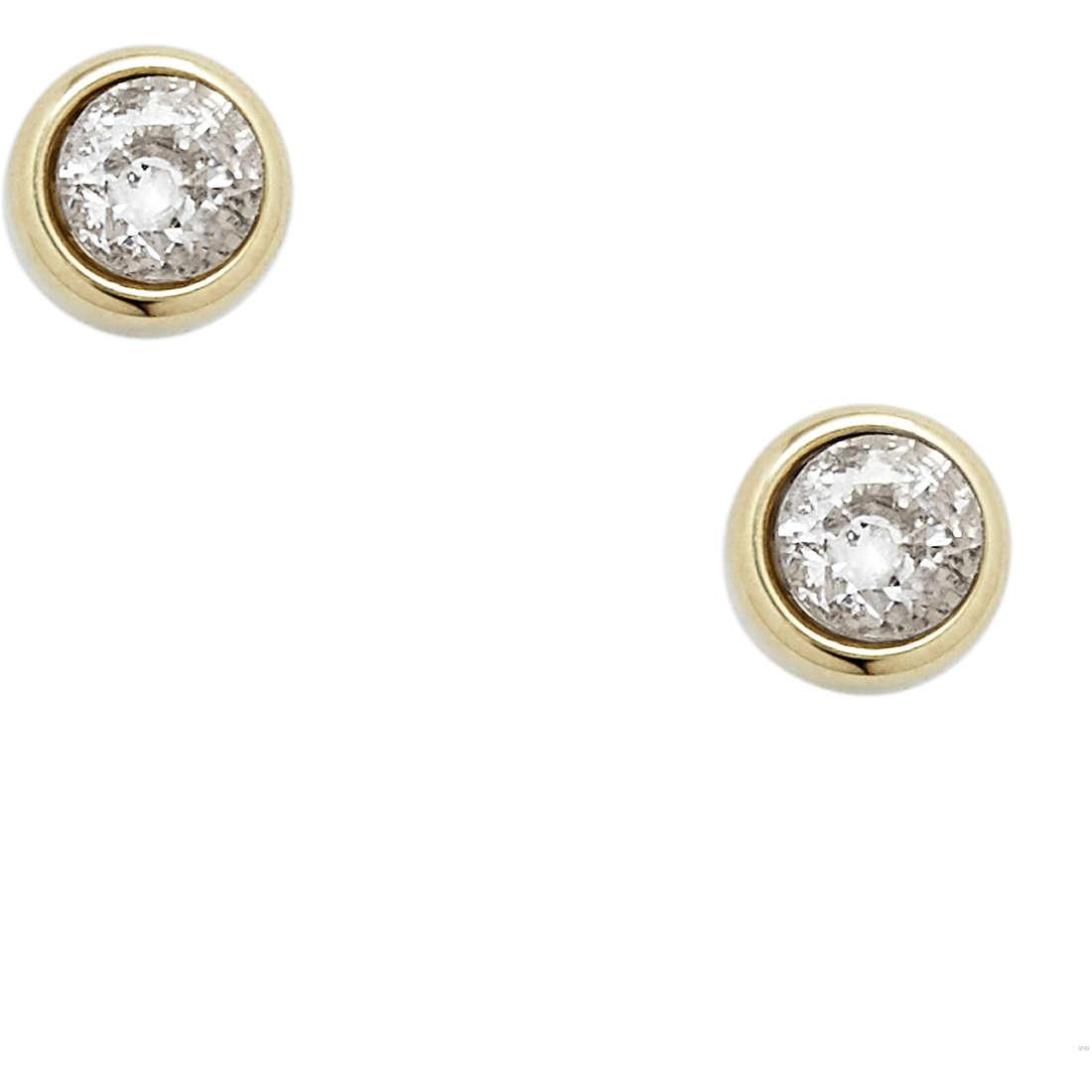 ear-rings woman jewellery Fossil Fashion JF02398710