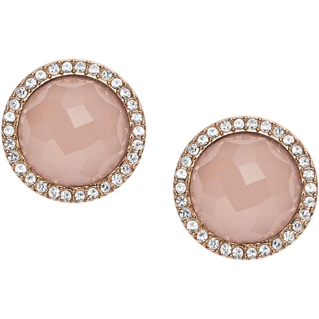 ear-rings woman jewellery Fossil Fashion JF02498791