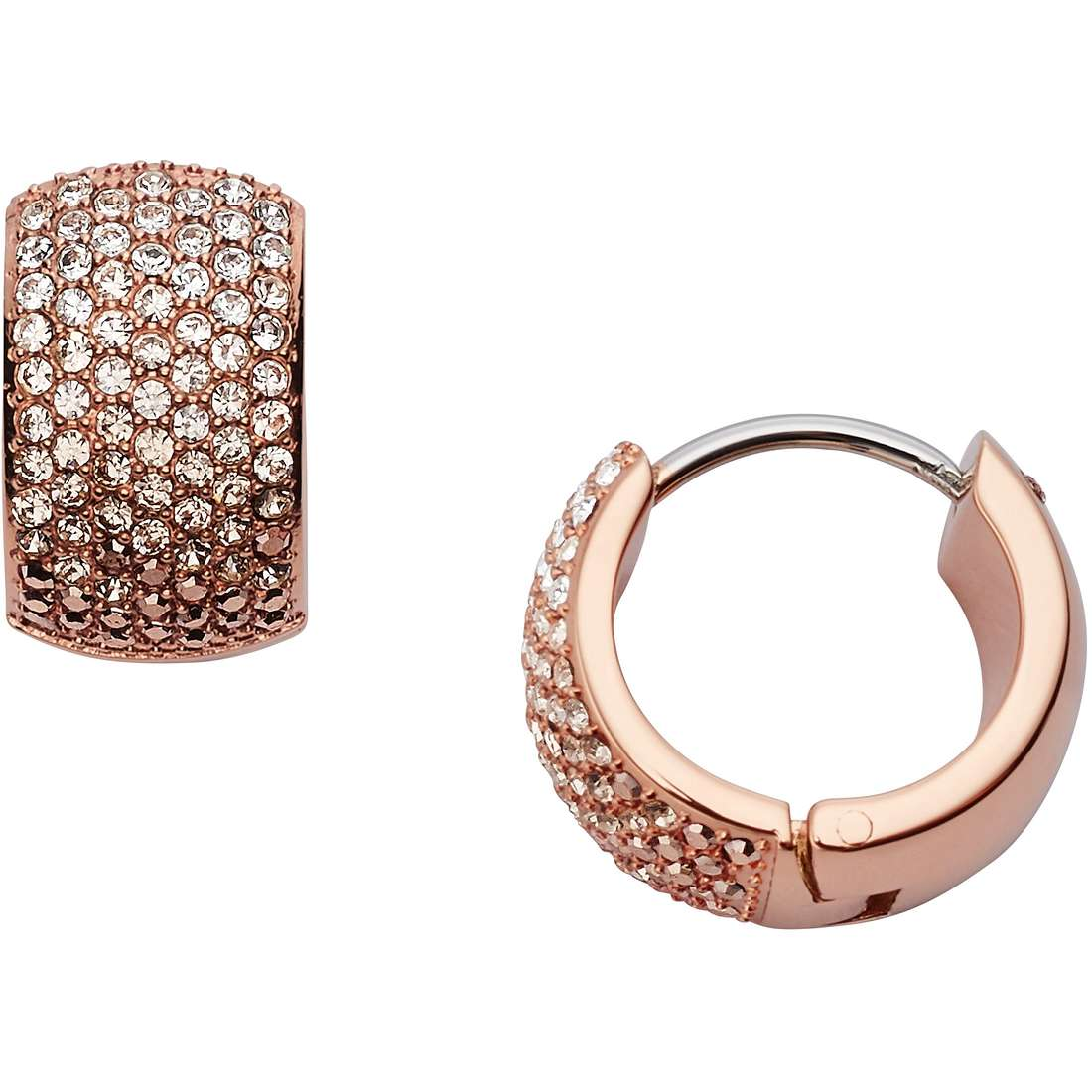 ear-rings woman jewellery Fossil Holiday 15 JF02131791