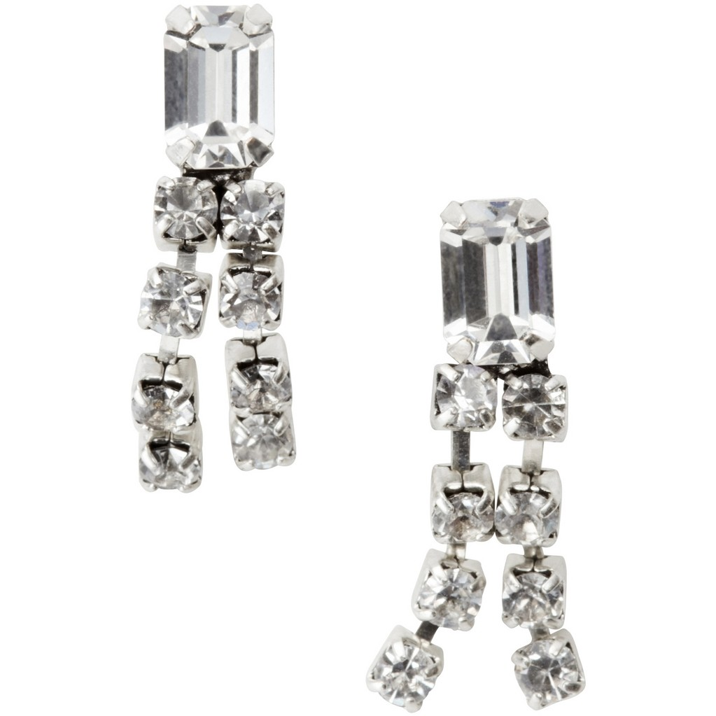 ear-rings woman jewellery Fossil JA4843797