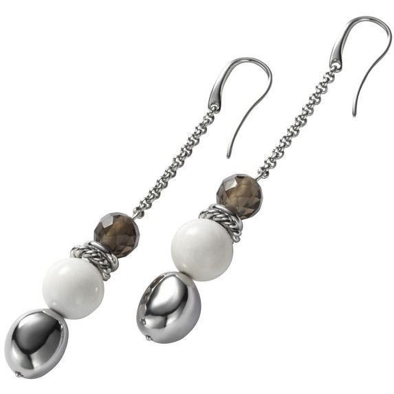 ear-rings woman jewellery Fossil JF85281040