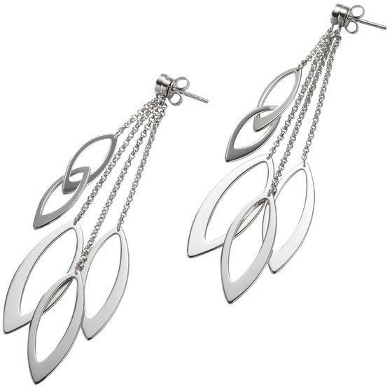 ear-rings woman jewellery Fossil JF85728040