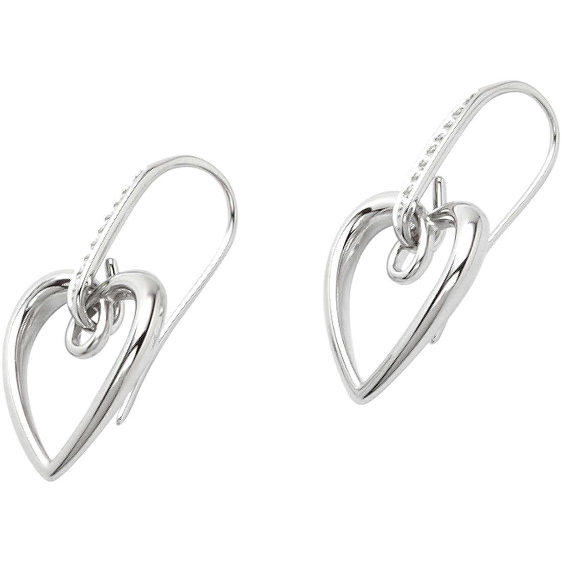 ear-rings woman jewellery Fossil JF87859040