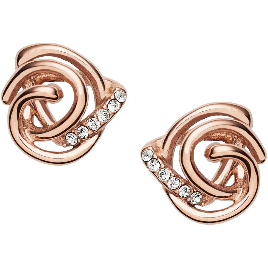 ear-rings woman jewellery Fossil Spring 16 JF02252791