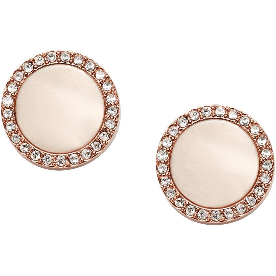 ear-rings woman jewellery Fossil Summer 15 JF01715791