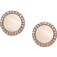 ear-rings woman jewellery Fossil Summer 15 JF01715791