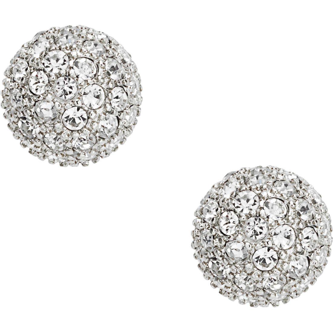 ear-rings woman jewellery Fossil Vintage Glitz JF01404040