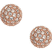 ear-rings woman jewellery Fossil Vintage Glitz JF01405791