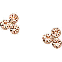 ear-rings woman jewellery Fossil Vintage Glitz JF01440791