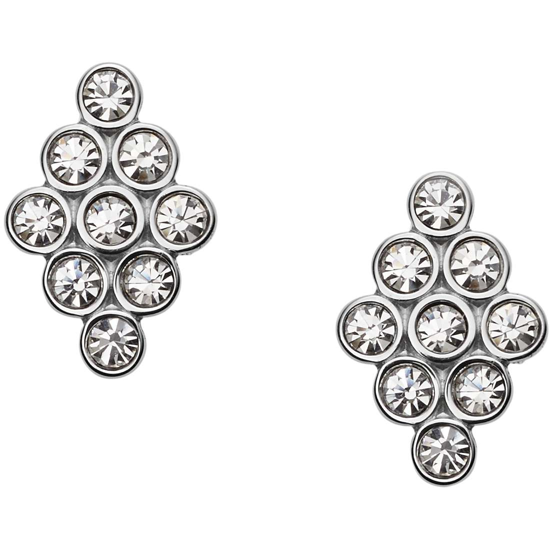 ear-rings woman jewellery Fossil Vintage Glitz JF02314040