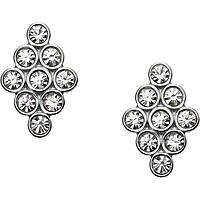 ear-rings woman jewellery Fossil Vintage Glitz JF02314040