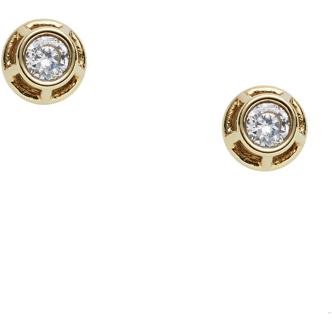 ear-rings woman jewellery Fossil Vintage Iconic JF02410710