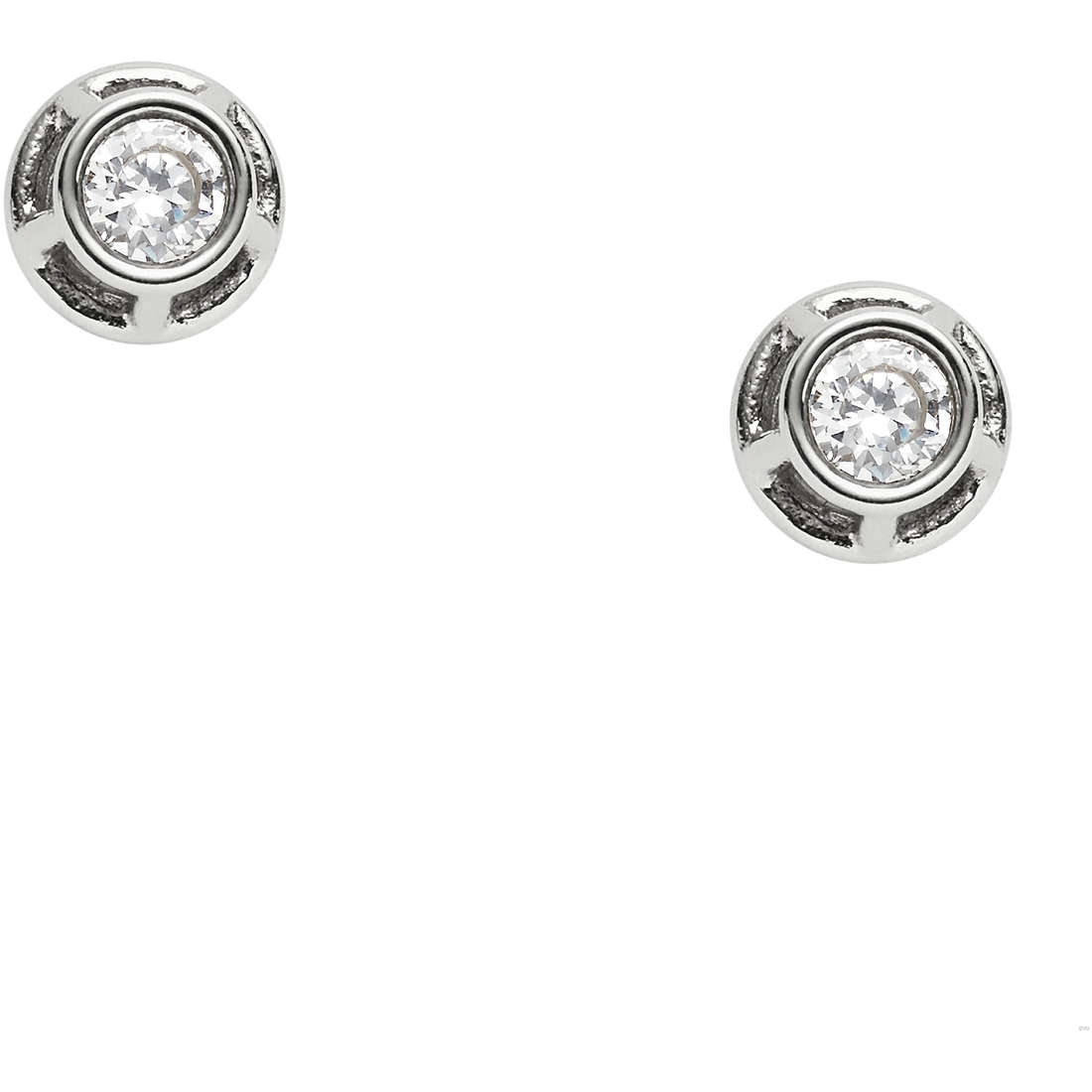 ear-rings woman jewellery Fossil Vintage Iconic JF02411040