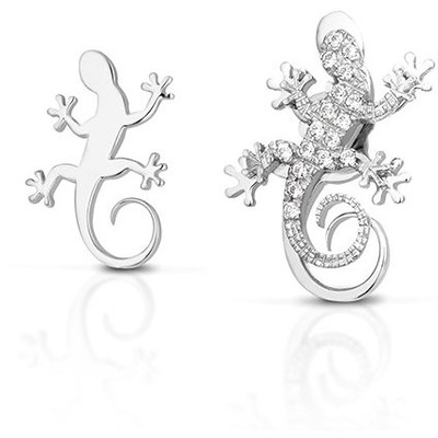ear-rings woman jewellery Giannotti Il Geco GIANNOTTIGEA105