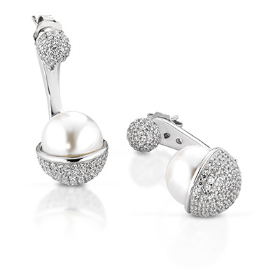ear-rings woman jewellery Giannotti Light Pearl GIANNOTTIPA104