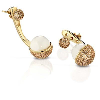 ear-rings woman jewellery Giannotti Light Pearl GIANNOTTIPA104G