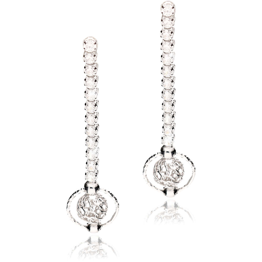 ear-rings woman jewellery GioiaPura GPSRSOR1209