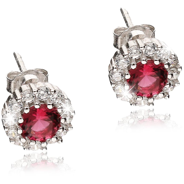 ear-rings woman jewellery GioiaPura GPSRSOR1239-RO