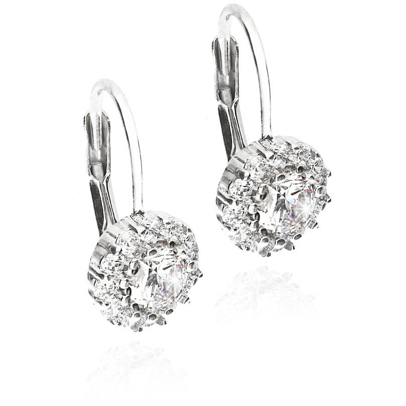 ear-rings woman jewellery GioiaPura GPSRSOR1548-BI