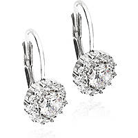 ear-rings woman jewellery GioiaPura GPSRSOR1548-BI
