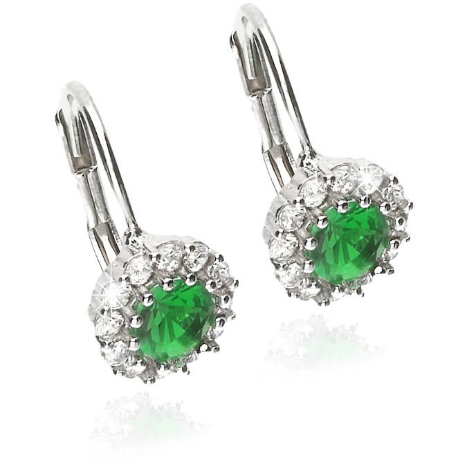 ear-rings woman jewellery GioiaPura GPSRSOR1548-VE