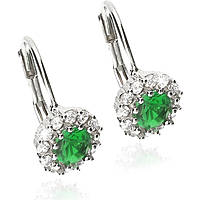ear-rings woman jewellery GioiaPura GPSRSOR1548-VE
