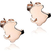 ear-rings woman jewellery GioiaPura GPSRSOR1830
