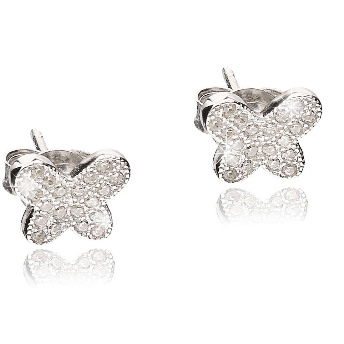 ear-rings woman jewellery GioiaPura GPSRSOR2024