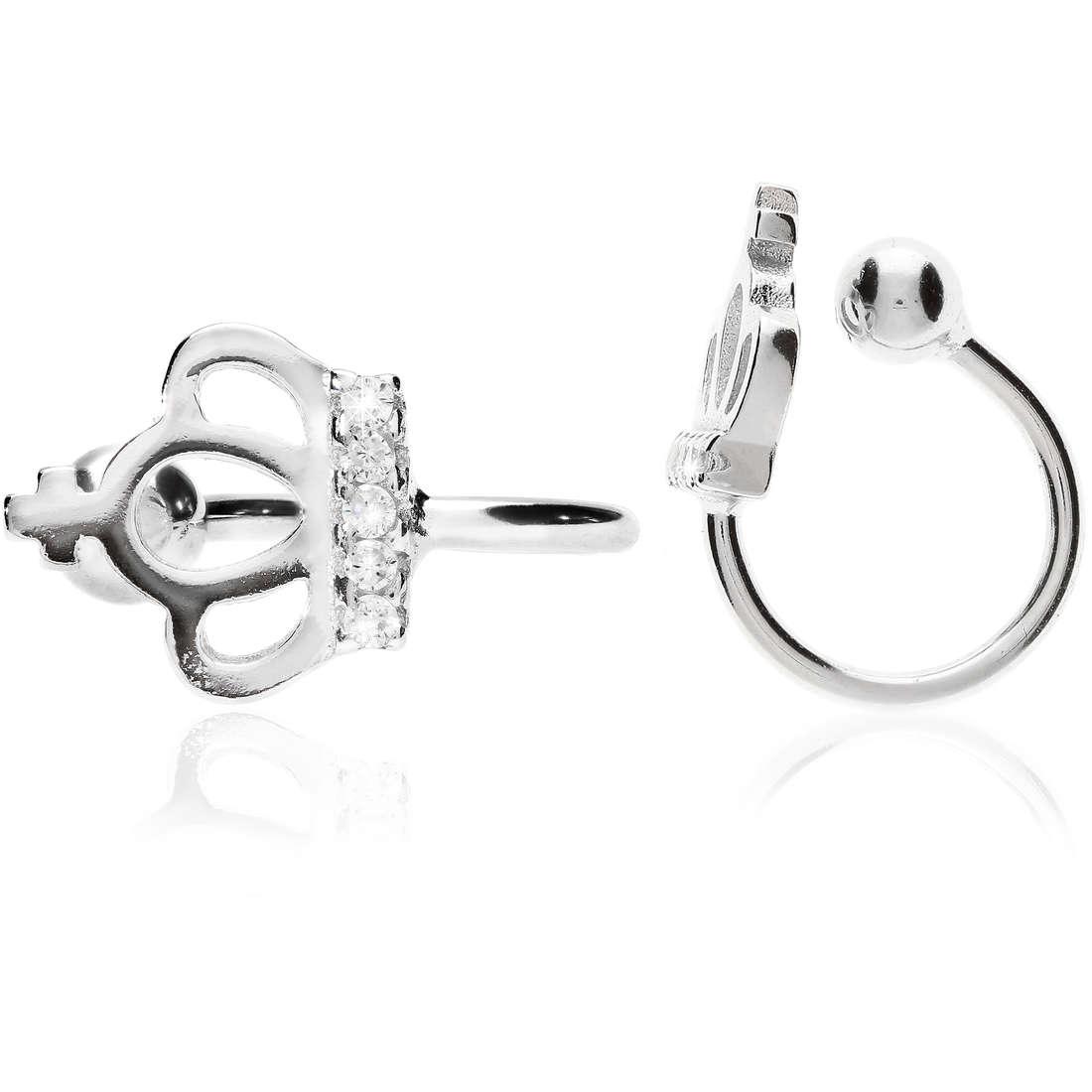 ear-rings woman jewellery GioiaPura GPSRSOR2114