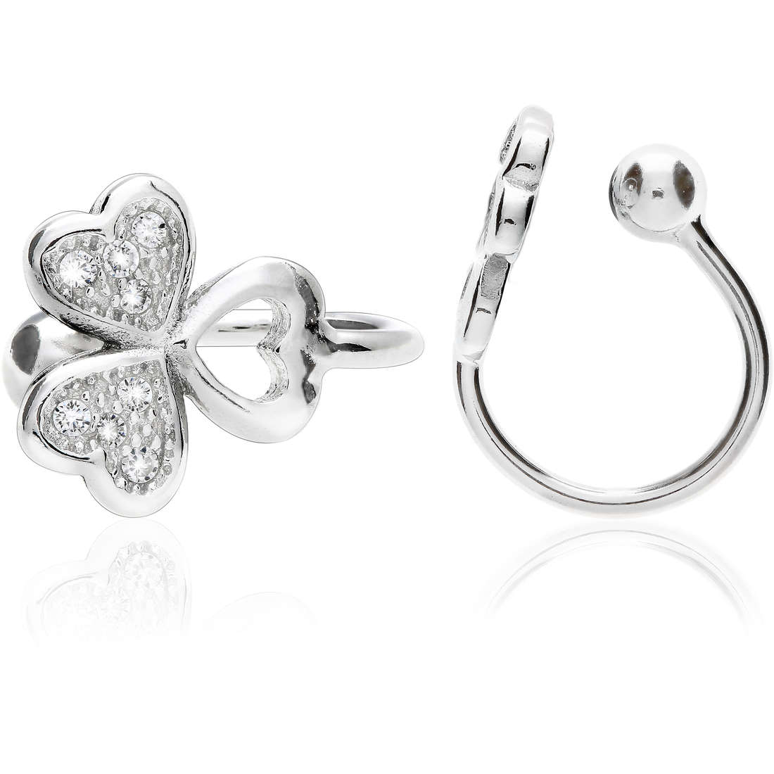 ear-rings woman jewellery GioiaPura GPSRSOR2115
