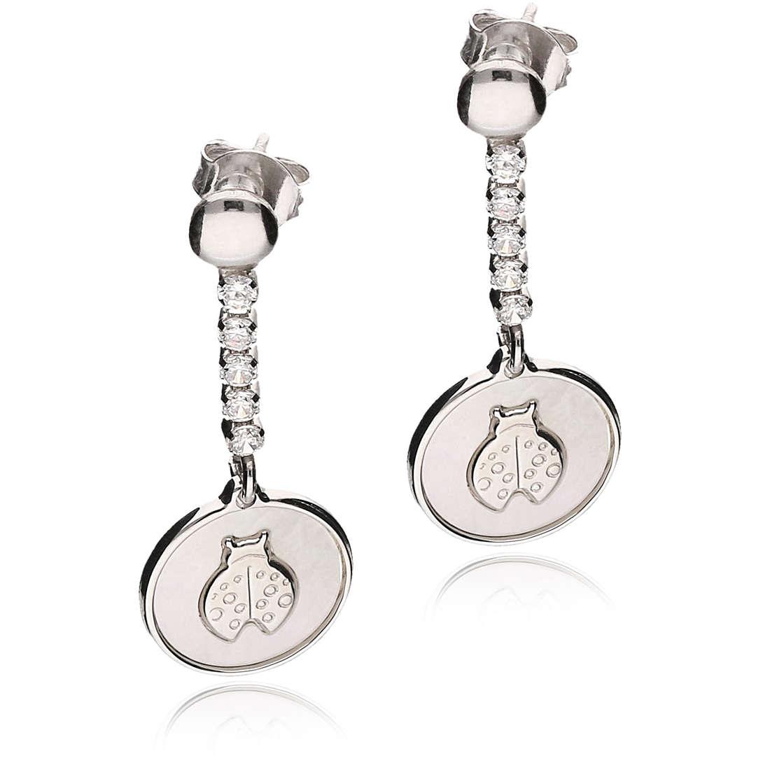 ear-rings woman jewellery GioiaPura GPSRSOR2140