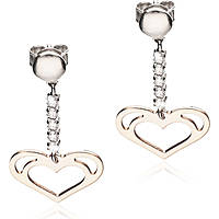 ear-rings woman jewellery GioiaPura GPSRSOR2269