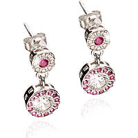 ear-rings woman jewellery GioiaPura GPSRSOR2303-RO